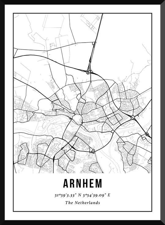 Poster van Arnhem