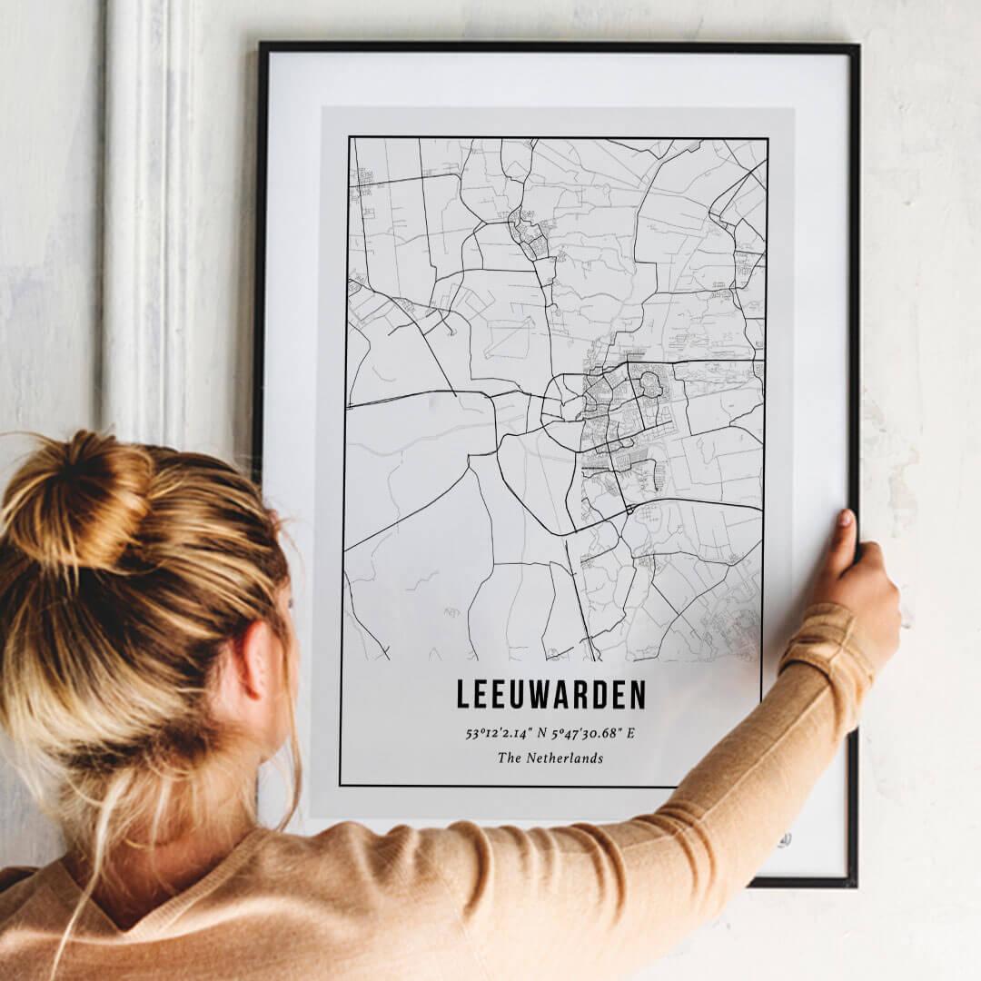 Leeuwarden poster